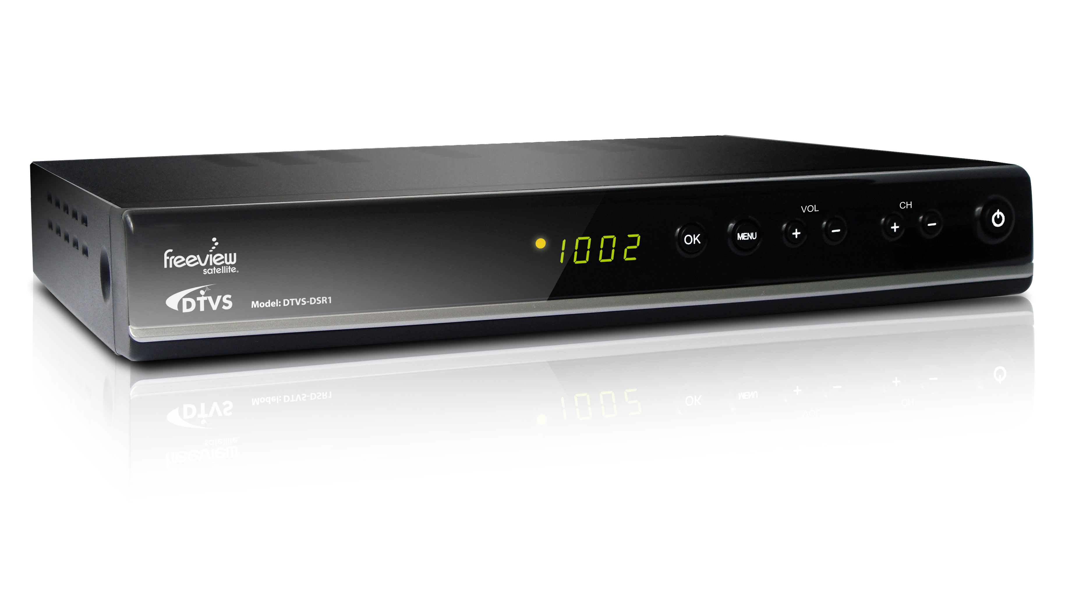 freeview dvb s2 satellite receiver with hdmi pvr repaired. Black Bedroom Furniture Sets. Home Design Ideas