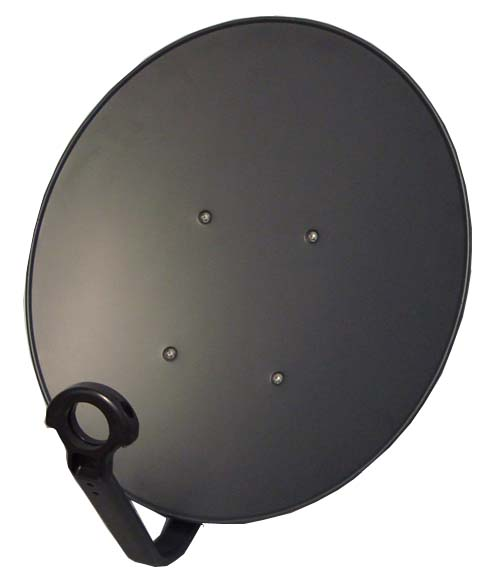 50cm Satellite Dish + LNB + Mount