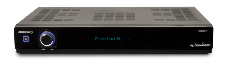 Homecast HT9200DTR MyFreeview|HD (500GB) - Click Image to Close