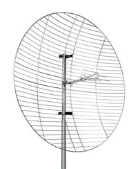 Engel AN6111 Parabolic UHF Antenna Active (35dB)